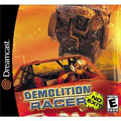 Demolition Racer No Exit - Sega Dreamcast