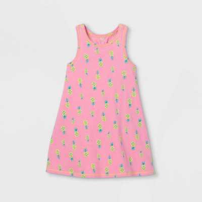 Toddler Girls' Tank Dress - Cat & Jack