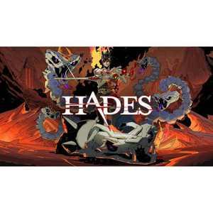 Hades - Nintendo Switch (Digital)