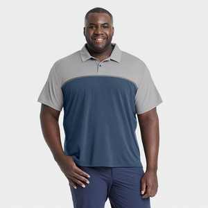 Men's Contrast Polo Shirt - All in Motion