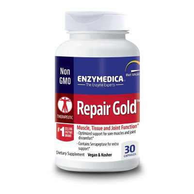 Enzymedica Dietary Supplements Repair Gold Capsule 30ct.
