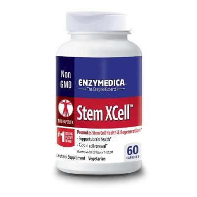 Enzymedica Dietary Supplements Stem Xcell Capsule 60ct