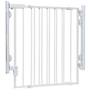Safety 1st Ready to Install Gate, White