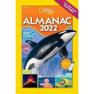 National Geographic Kids Almanac 2022 - (Paperback)
