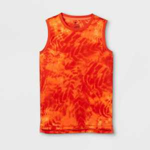 Boys' Sleeveless Printed T-Shirt - All in Motion