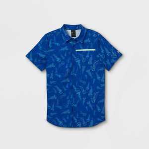 Boys' Short Sleeve Adventure Shirt - All in Motion