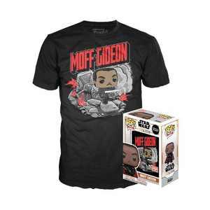 Funko POP! Collector's Box: Star Wars The Mandalorian - Moff Gideon POP & Tee (Target Exclusive)