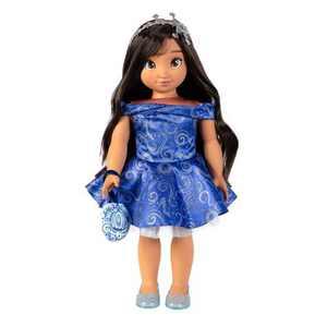 "Disney ILY 4ever 18"" Brunette Cinderella Inspired Fashion Doll"