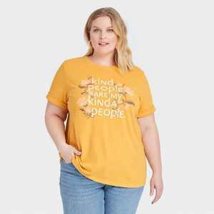 Women's Plus Size Graphic T-Shirt - Ava & Viv