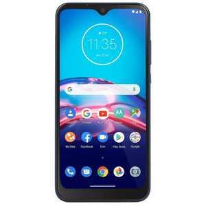 Tracfone Prepaid Moto E (32GB) - Blue