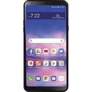 Total Wireless Prepaid LG Stylo (32GB) - Black