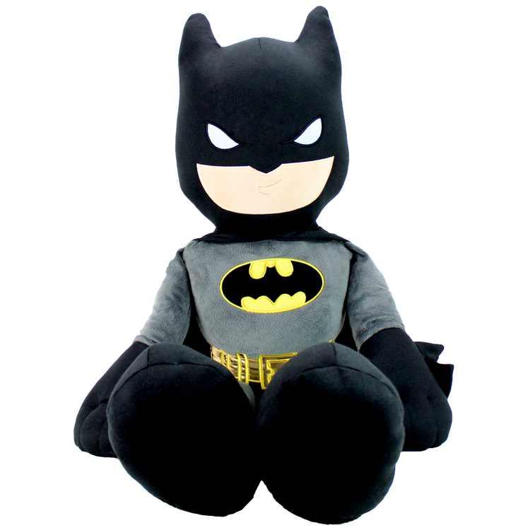 Jumbo Justice League Plush Character -Batman