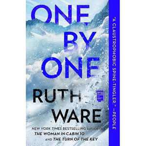 One by One - by Ruth Ware (Paperback)