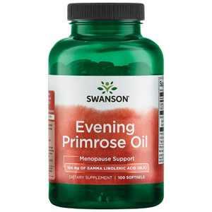 Swanson Evening Primrose Oil 1.3 G 100 Softgels.