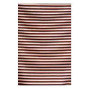 4' x 6' Outdoor Rug Shadow Stripe - Room Essentials