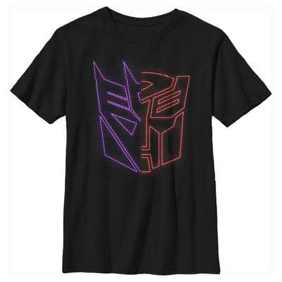 Fifth Sun Kids Robot Short Sleeve Crew Graphic Tee - Black Large
