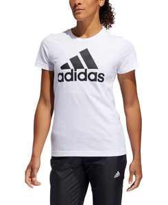 Women's Cotton Badge of Sport T-Shirt