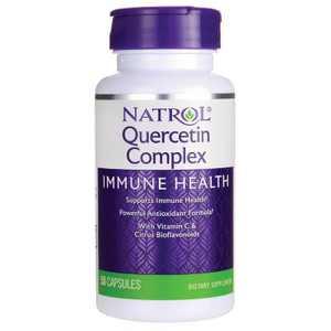 Natrol Vitamin C Quercetin Complex Capsule 50ct