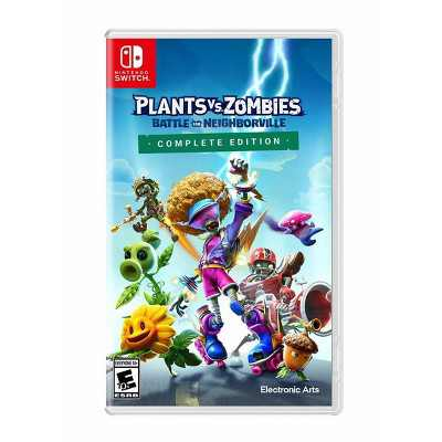 Plants vs. Zombies: Battle for Neighborville Complete Edition - Nintendo Switch