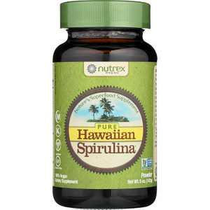 Nutrex Hawaii Greens And Superfood Supplements Pure Hawaiian Spirulina Powder