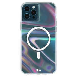 Case-Mate iPhone Case | Soap Bubble Case Compatible with MAGSAFE Accessories & Charging