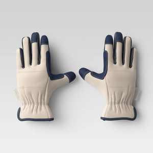 Duck Canvas Utility Work Gloves Sandstorm - Smith & Hawken