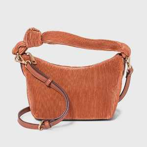 Pleated Crossbody Bag - A New Day
