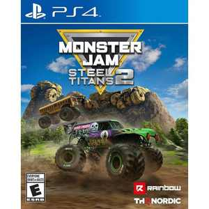 Monster Jam Steel Titans 2 - PlayStation 4