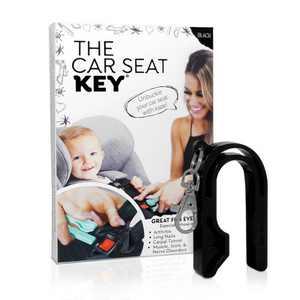 The Car Seat Key Car Seat Accessories - Black