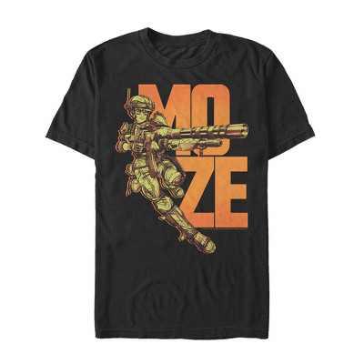 Men's Borderlands 3 Gunner Moze Pose T-Shirt