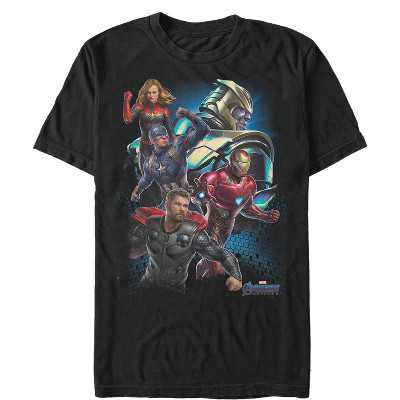 Men's Marvel Avengers: Endgame Earth's Heroes T-Shirt