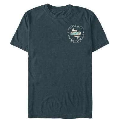 Men's Jane the Virgin Marbella Hotel Logo T-Shirt