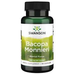 Swanson Bacopa Monnieri 250 mg 90 Capsules