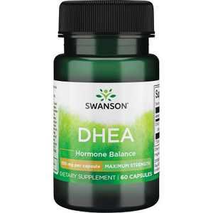Swanson Dhea 100 mg 60 Capsules.