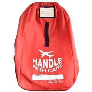Zulay Love Baby Gear Ballistic Nylon Car Seat Travel Bag