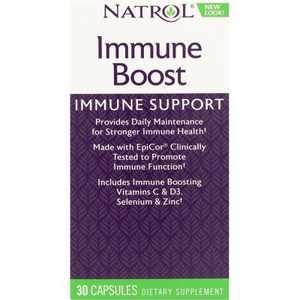 Natrol Dietary Supplements Immune Boost Capsule 30ct