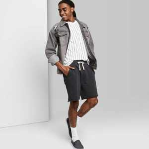 Adult Regular Fit Knit Jogger Shorts - Original Use