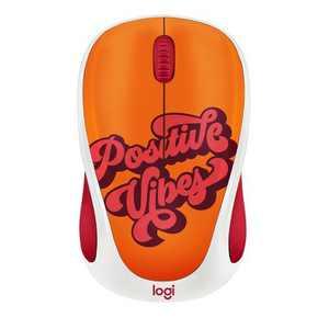 Logitech M317 Mouse - Positive Vibes
