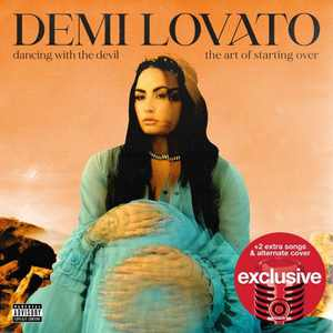 Demi Lovato - Dancing With The Devil… The Art Of Starting Over (Target Exclusive, CD)