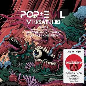 Pop Evil - Versatile Deluxe (Target Exclusive, CD)