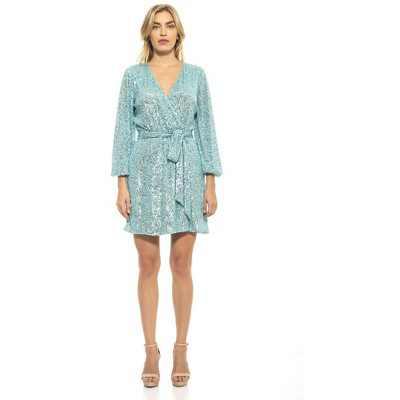 Alexia Admor Peyton Sequin Dress
