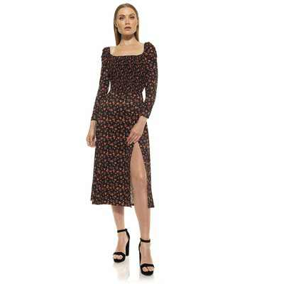 Alexia Admor Lila Fit And Flare Dress