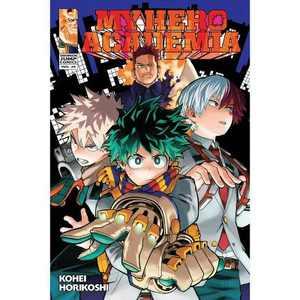 My Hero Academia, Vol. 26 - by Kohei Horikoshi (Paperback)