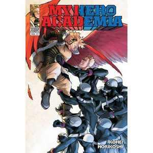 My Hero Academia, Vol. 27 - by Kohei Horikoshi (Paperback)