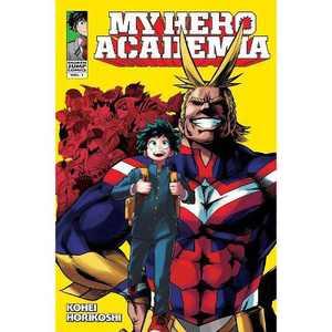 My Hero Academia, Vol. 1, Volume 1 - by Kohei Horikoshi (Paperback)