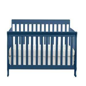 Suite Bebe Riley Lifetime Crib - Navy