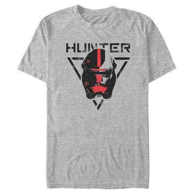 Men's Star Wars: The Bad Batch Hunter T-Shirt