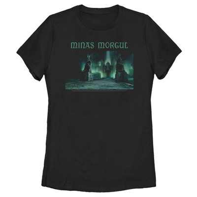 Women's The Lord of the Rings Fellowship of the Ring Minas Morgul T-Shirt