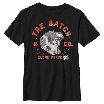 Boy's Star Wars: The Bad Batch Clone Force 99 & Co. T-Shirt