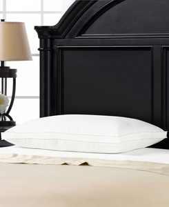 Overstuffed Plush Medium/Firm Gel Filled Side/Back Sleeper Pillow - King